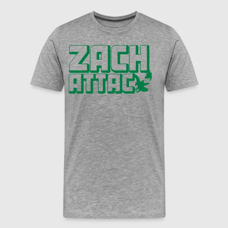 Zach Attack - Men's Premium T-Shirt