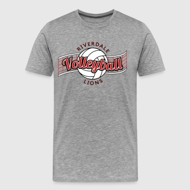 HS Volleyball - Men's Premium T-Shirt