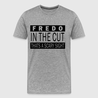 Fredo in the cut - Men's Premium T-Shirt