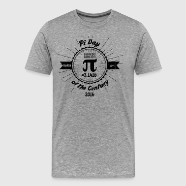 Pi Approximation Day Engineers' Pi Day 2016 - Men's Premium T-Shirt