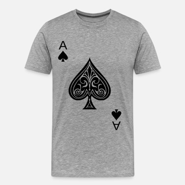 Ace Of Spades ace - Men's Premium T-Shirt