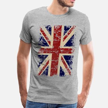 London Union jack - Men's Premium T-Shirt