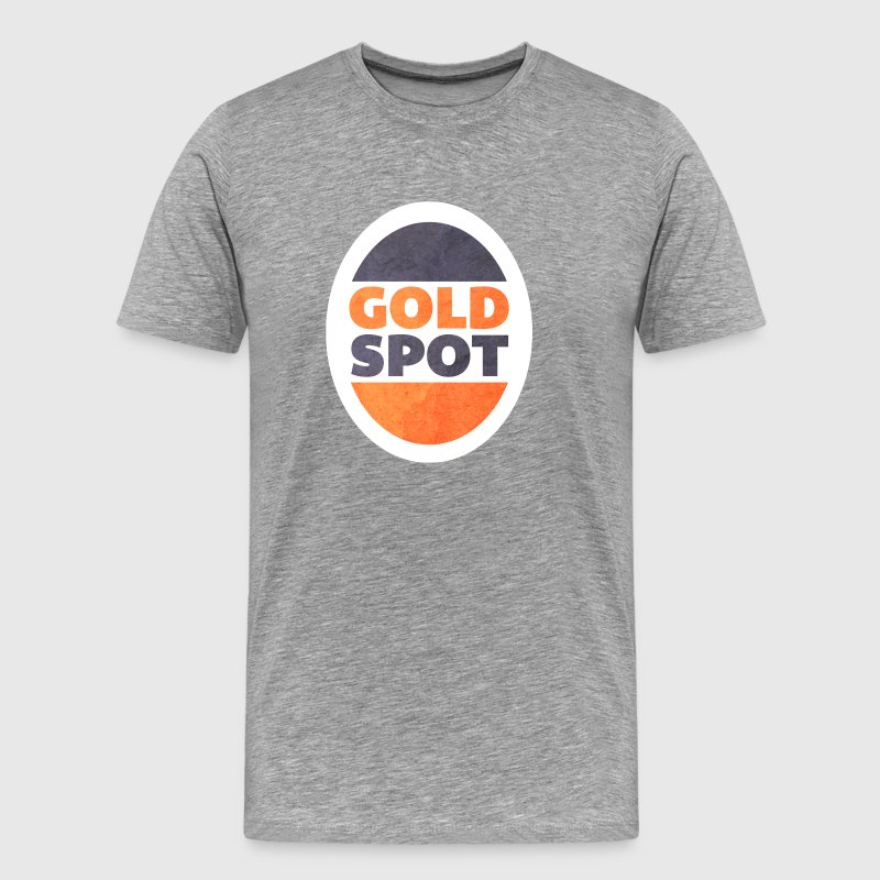 Gold Spot - Men's Premium T-Shirt