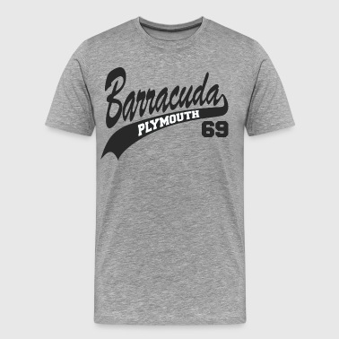 69 Barracuda - Men's Premium T-Shirt