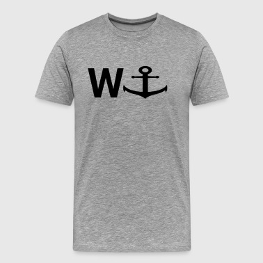 Wanker - Men's Premium T-Shirt