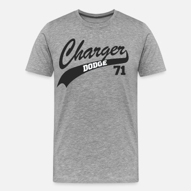 69 Charger 71 Charger - Men's Premium T-Shirt