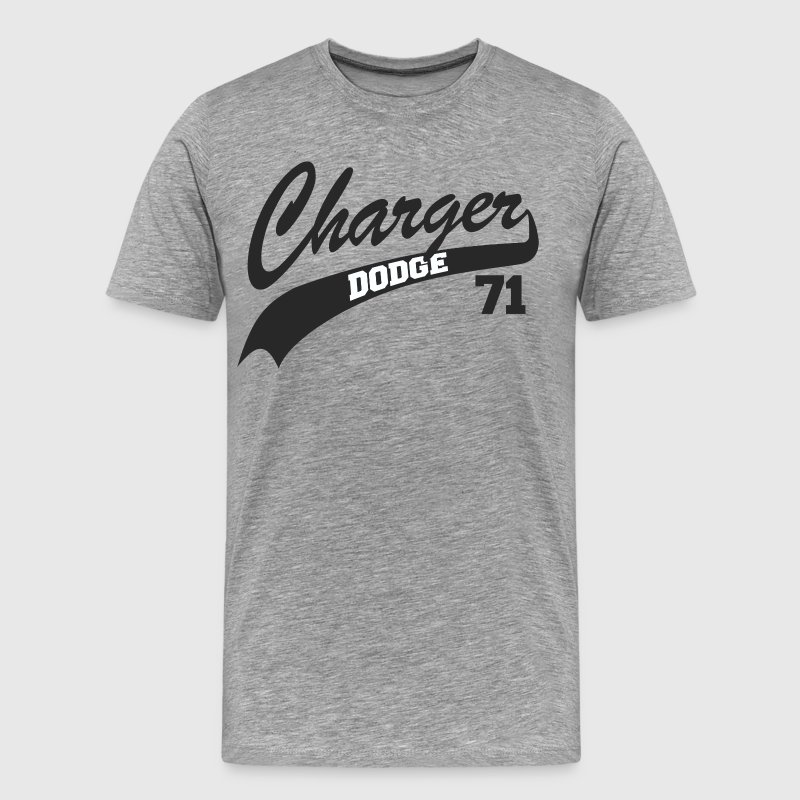 71 Charger - Men's Premium T-Shirt