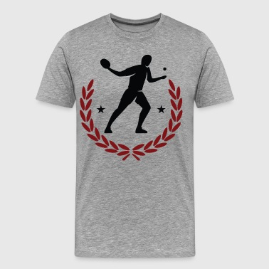 Table tennis player - Men's Premium T-Shirt