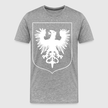 Heraldic eagle coats of arms - Men's Premium T-Shirt