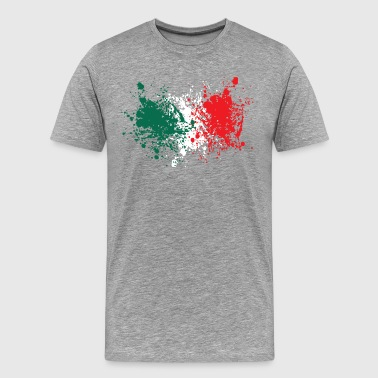 Mexico national flag - Men's Premium T-Shirt