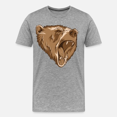 Vintage Bears Designees vintage bear - Men's Premium T-Shirt