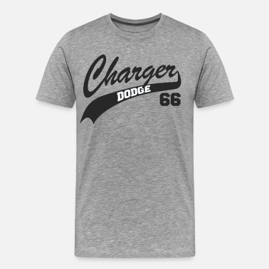 69 Charger 66 Charger - Men's Premium T-Shirt
