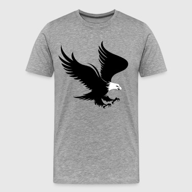 Flying eagles - Men's Premium T-Shirt
