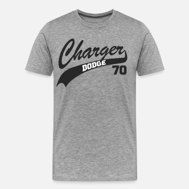 69 Charger 70 Charger - Men's Premium T-Shirt