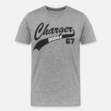 69 Charger 67 Charger - Men's Premium T-Shirt