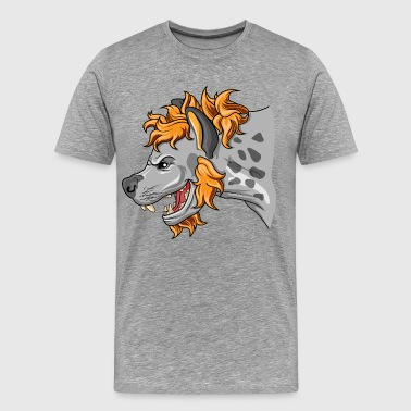 hyena - Men's Premium T-Shirt