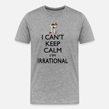 Pirate Day Irrational Pi Day Pirate - Men's Premium T-Shirt