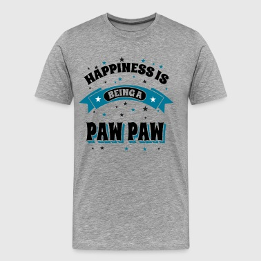 Paw Paw To Be - Men's Premium T-Shirt