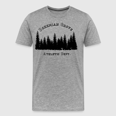 Bohemian Grove Athletic Dept. - Men's Premium T-Shirt
