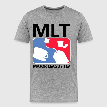 Major League Tea - Men's Premium T-Shirt
