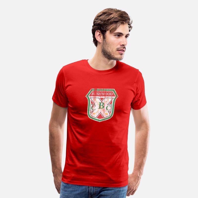 426eae336 Vintage Bushwood Country Club Crest Men's Premium T-Shirt | Spreadshirt