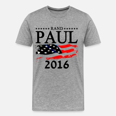 Rand Paul Rand Paul 2016 - Men's Premium T-Shirt