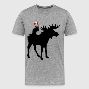Oh Wow Oh Canada ! - Men's Premium T-Shirt