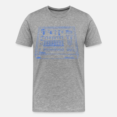Beatmaking Classic Beatmaker SP Tee Shirt - Men's Premium T-Shirt