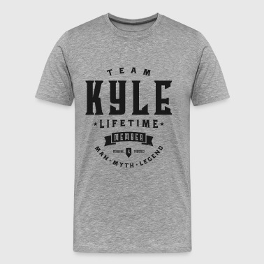 Kyle Team Kyle - Men's Premium T-Shirt