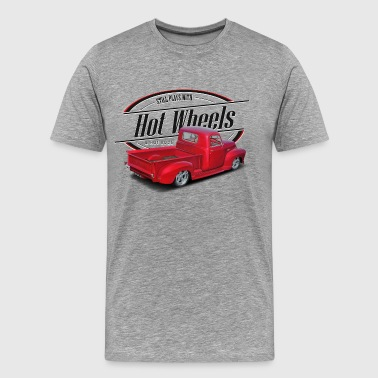 Stills Plays with Cars - Men's Premium T-Shirt