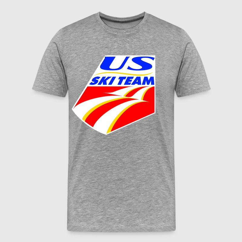 US Ski Team - Men's Premium T-Shirt
