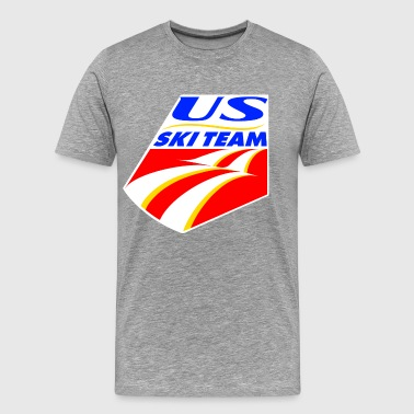 Us Ski Team US Ski Team - Men's Premium T-Shirt