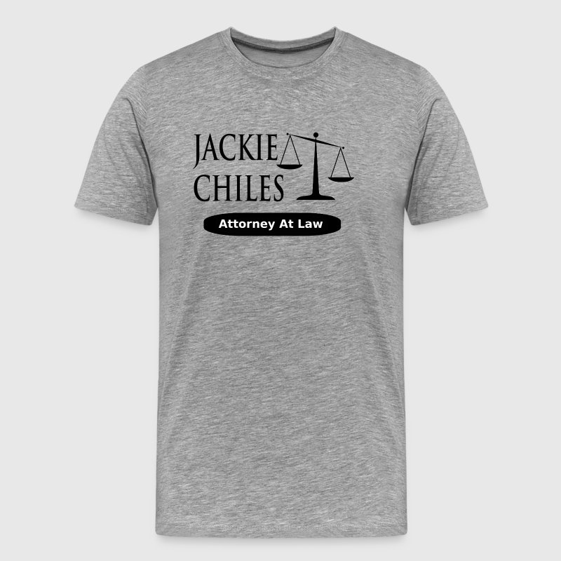 Seinfeld - Jackie Chiles Attorney At Law - Men's Premium T-Shirt