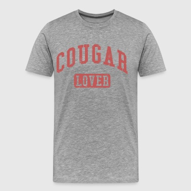 Cougar Lover - Men's Premium T-Shirt