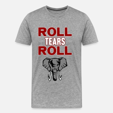 Rolls-royce Roll Tears Roll - Men's Premium T-Shirt
