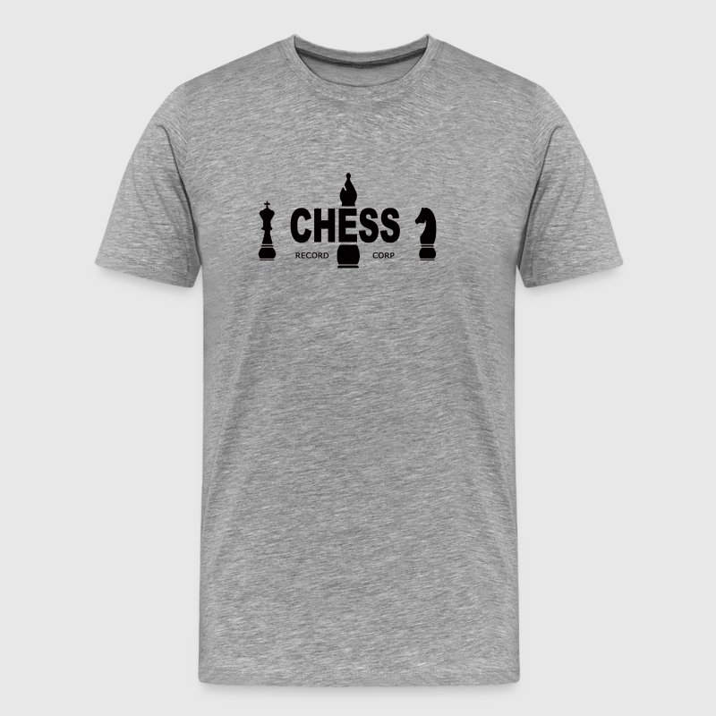 Chess Records Large Buttons (pack of 5) - Men's Premium T-Shirt