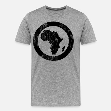 Proudly South African AFRICA - Men's Premium T-Shirt