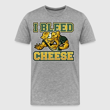 I Bleed Cheese - Men's Premium T-Shirt