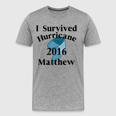 MATTHEW 2016 - Men's Premium T-Shirt