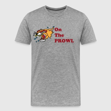 on the prowl 2 - Men's Premium T-Shirt