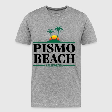 Pismo Beach - Men's Premium T-Shirt