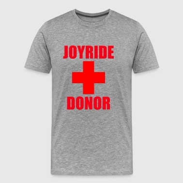 Joyride Donor - Men's Premium T-Shirt