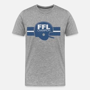 eaf8542bfda3 FANTASY FOOTBALL LEAGUE CHAMPION Men s T-Shirt