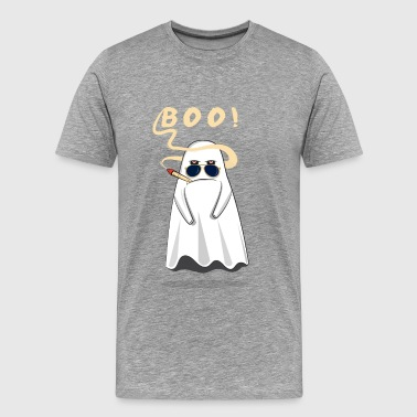 Thug It Out Ghost boo - Men's Premium T-Shirt