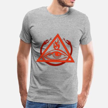 Order Of The Triad - Men's Premium T-Shirt