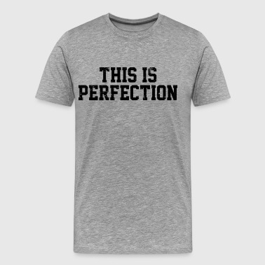 This is perfection vintage - Men's Premium T-Shirt