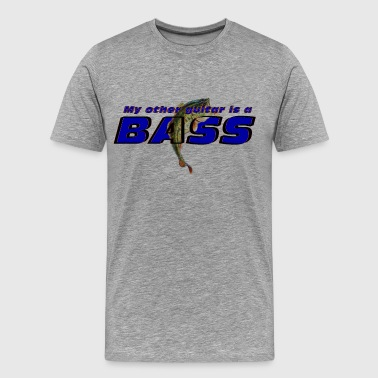 Bass basspic6 - Men's Premium T-Shirt
