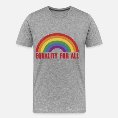 Equality Equality For All - Men's Premium T-Shirt