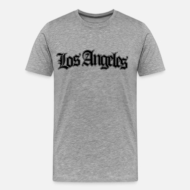 Los Santos Los Angeles - Men's Premium T-Shirt
