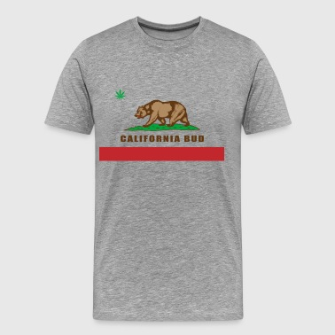 California Bud - Men's Premium T-Shirt